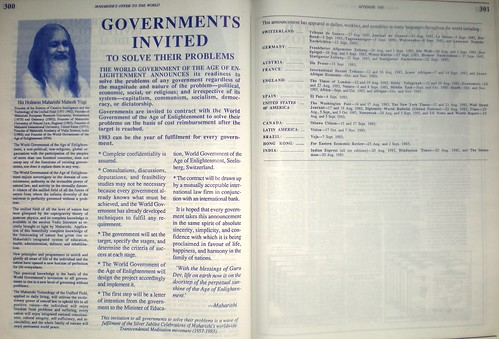 governments invited
