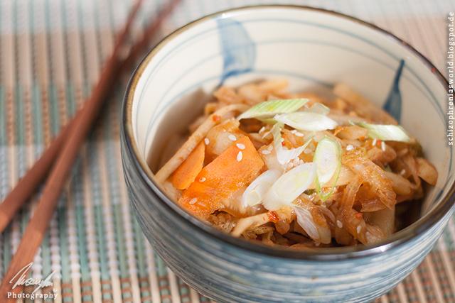 [In fremden Küchen] #4 Es sollte Kimchi werden *hust*