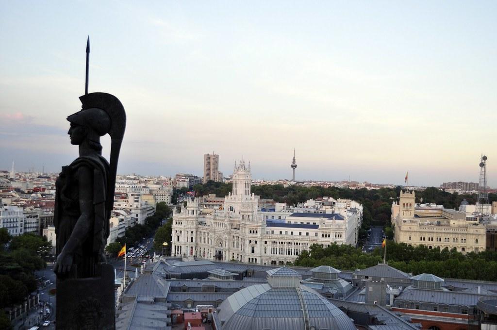 Restaurante Tartan Roof azotea del círculo de bellas artes de madrid, oasis en el cielo - 14967576530 071d8ac59c b - Azotea del Círculo de Bellas Artes de Madrid, oasis en el cielo