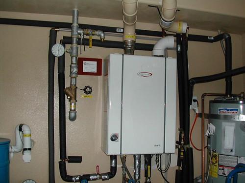 Repairing a Boiler in London, Seekyt