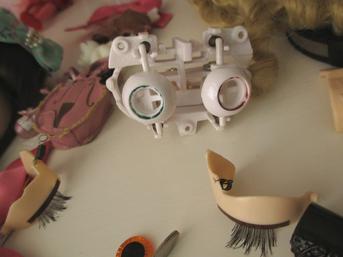 The eye mech of Pullip Souseiseki