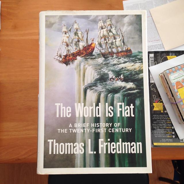 The World Is Flat / Thomas L. Friedman