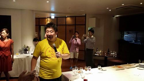 Photo:2014-08-26_ハンバーガーログブック_【Event】「フォーリンデブ本」出版記念パーティーで肉らしいほどうまい肉を堪能!_03 By:logtaka