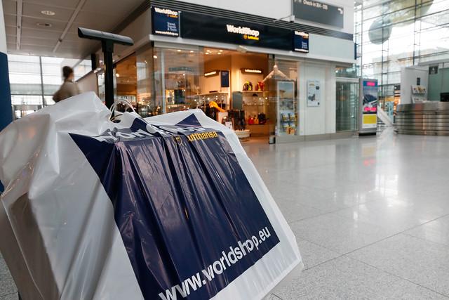 Lufthansa WorldShop Munich Airport