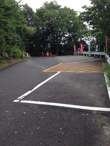 観音正寺駐車場