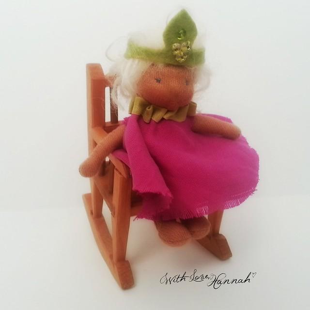 RaspBerry Princess - A With Love, Hannah Lit'l Bitty Bit
