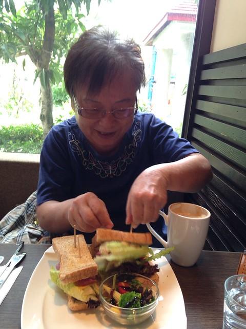 環保阿嬤女兒咖啡午餐8