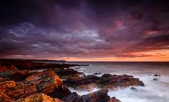 Dawn Rocks