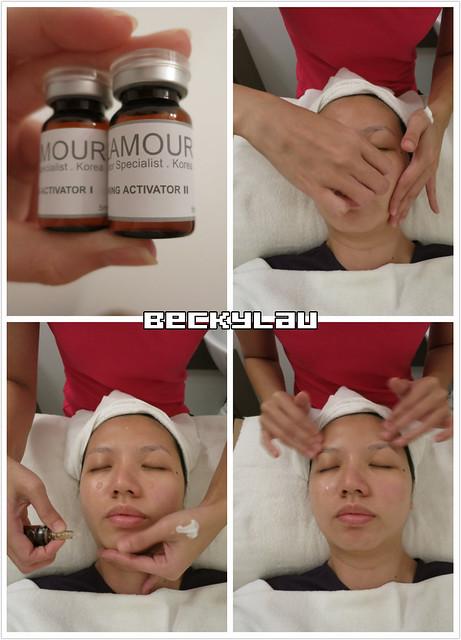 GLAMOUR X Shining facial ll 療程 - 9