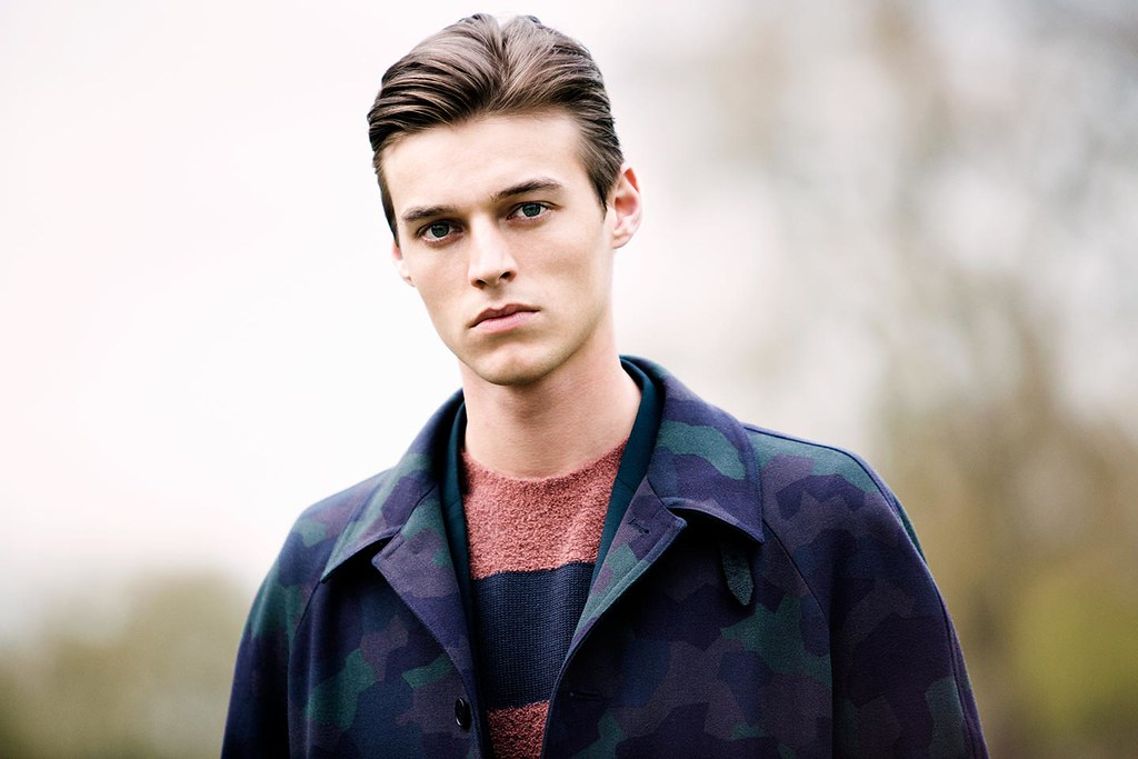 Robbie Wadge0743_PS by Paul Smith AW14