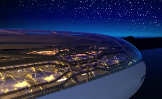 Así de alucinantes serán los aviones ecológicos del futuro