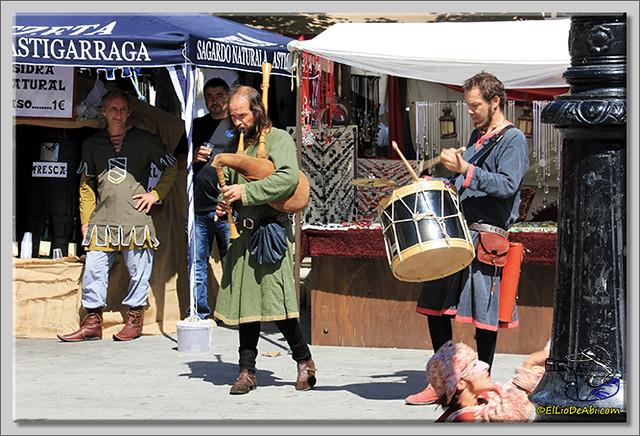 6 Mercado medieval en Briviesca