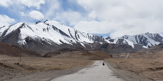 The Pamirs, Part II: Murghab to the Border