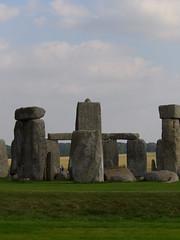 Stonehenge from the back door