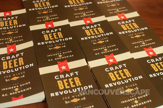 Craft Beer Revolution by Joe Wiebe