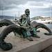Julio Verne en Vigo by PacotePacote