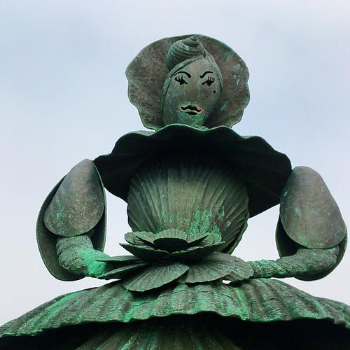 Shell Lady #margate