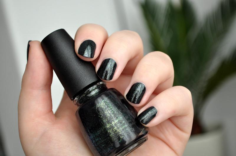notd china glaze stone and ashes nail polish rottenotter rotten otter blog 4