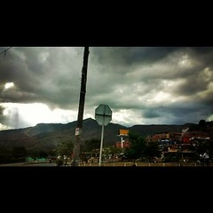 Se viene tremendo #Aguacero #Cali #Colombia #ValleDelCauca