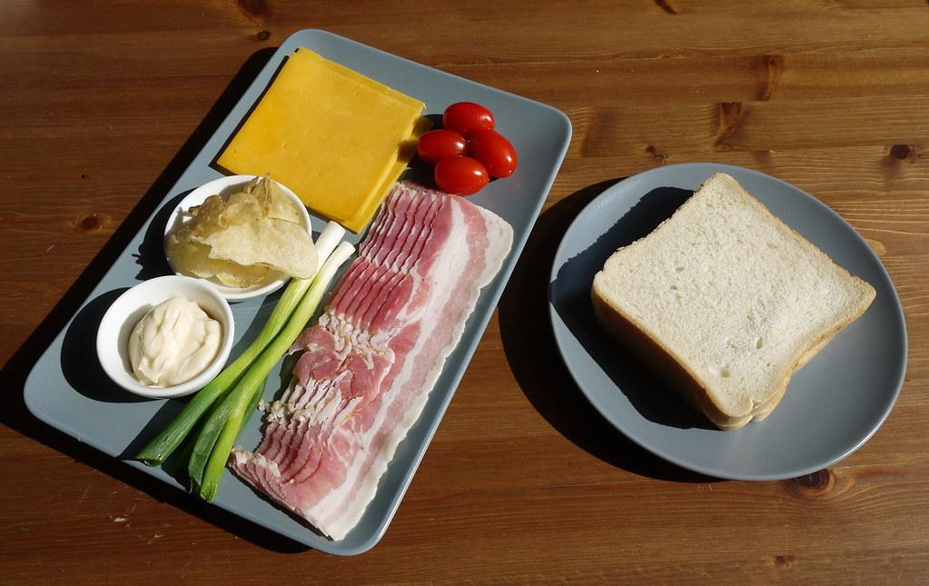 Sandwich Zutaten