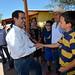 Gobernador Guillermo Padrés visitó comunidades del Río Sonora por Guillermo Padrés Elías