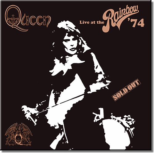 Queen - Live At The Rainbow '74 (2014) BDRemux 1080i