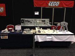 My Display at Brick Events Gold Coast