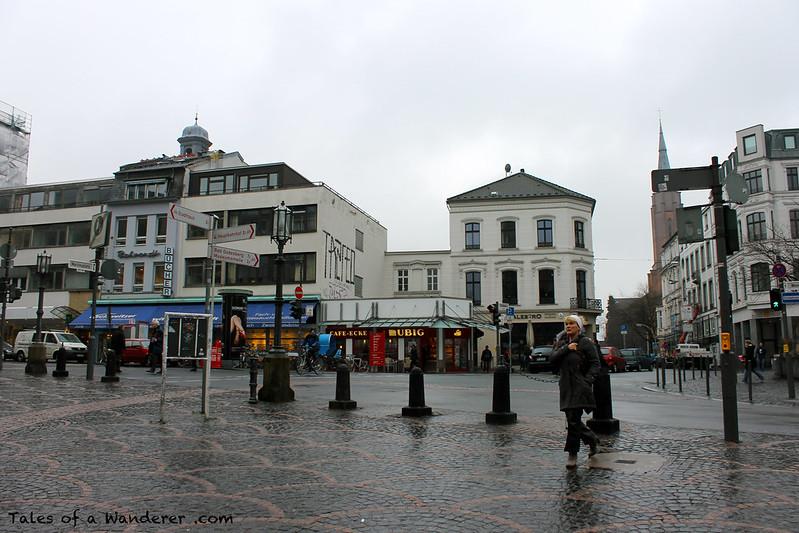 BONN - Martinsplatz