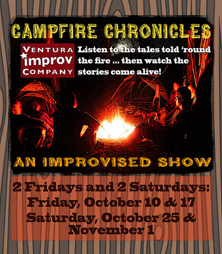 Campfire Chronicles - Autumn 2014