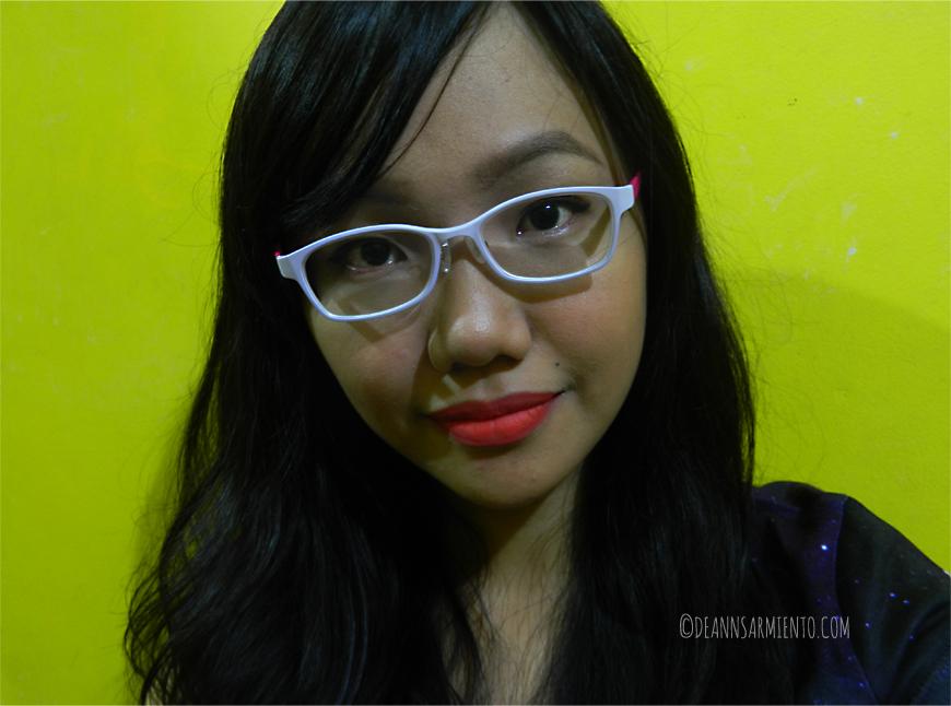 Shop Feature Glasseslit White Eyeglasses On