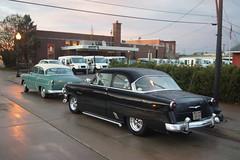 1954 Ford Mainline & Chevrolet