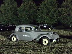 80 Jahre Citroen Traction Avant 2014 La Ferte-Vidame 398