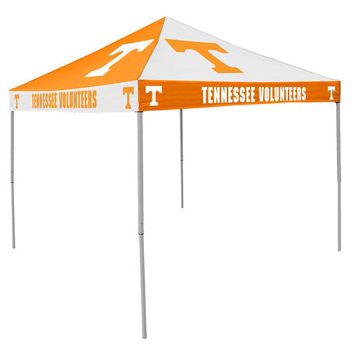 Tennessee Volunteers Checkerboard Tailgating Tent