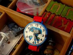 Holy Timepiece Batman!