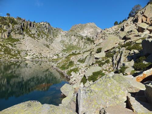 Lac du Gourg de Rabas 240