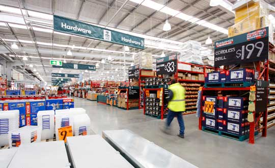 Bunnings Warehouse Minchinbury will get an $11million expansion