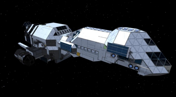 Space Engineers - Firefly – Serenity