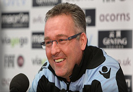 picture of Paul Lambert