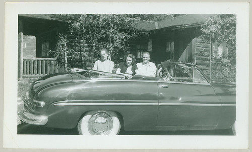 Three and the family car