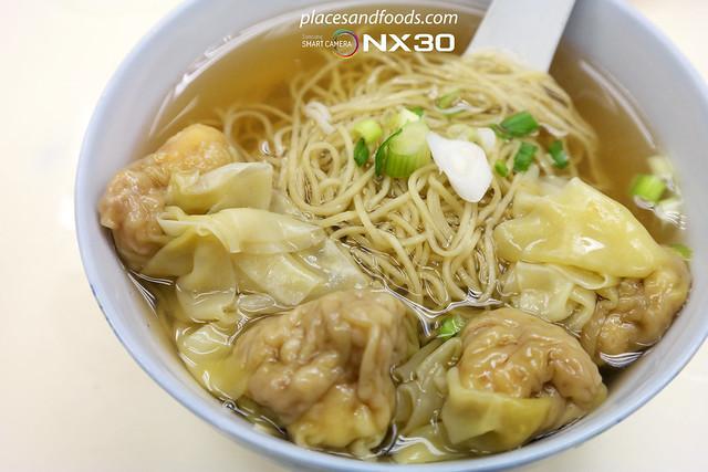 cheong kei macau wonton noodle