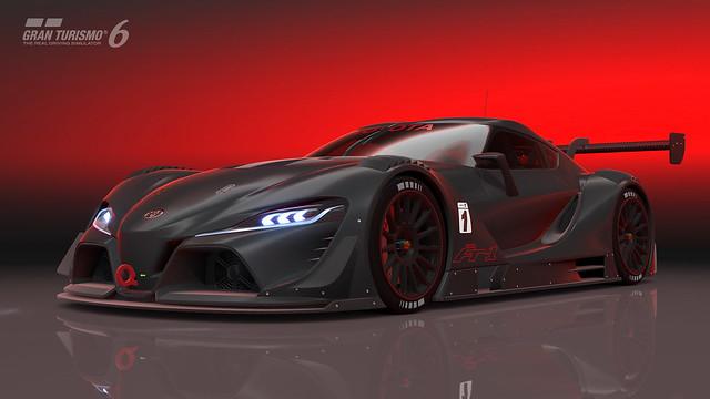 Gran Turismo 6: FT-1