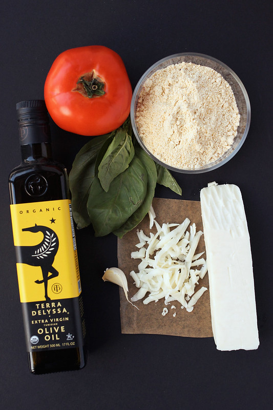How-to Make Chickpea Flour and Socca Pizza