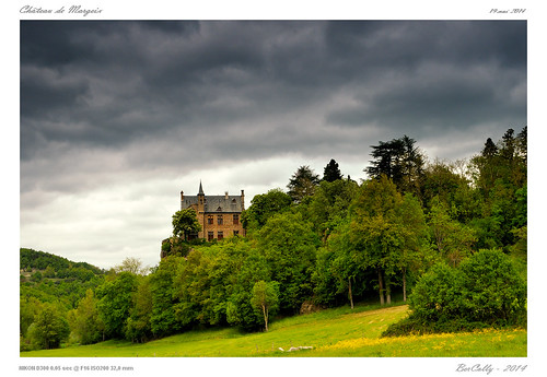 trees sky france castle clouds google flickr ciel arbres chateau nuages auvergne hauteloire bercolly margeaix