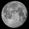 After Full Supermoon 1250mm