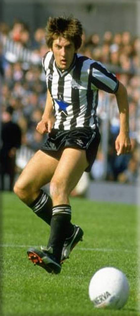Peter Beardsley - 83 to 87 & 93 - 97