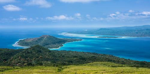 ocean blue vacation mountain green nature water montagne island vacances nikon holidays eau paradise ile vert bleu paradis d800 vanuatu pacifique d700 50mm18g