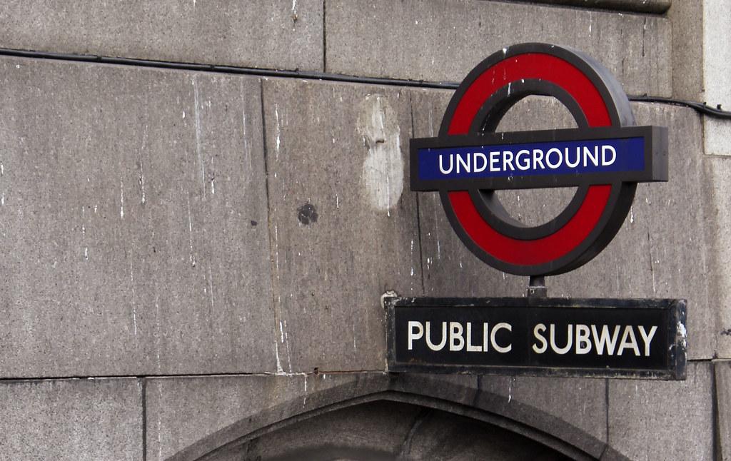 Undergrunden i London