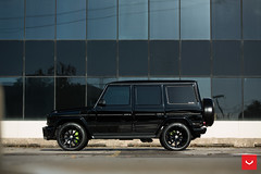 Yoventura Mercedes-Benz G63 - Vossen VFS-1 Wheels - © Vossen Wheels 2015 - 1005