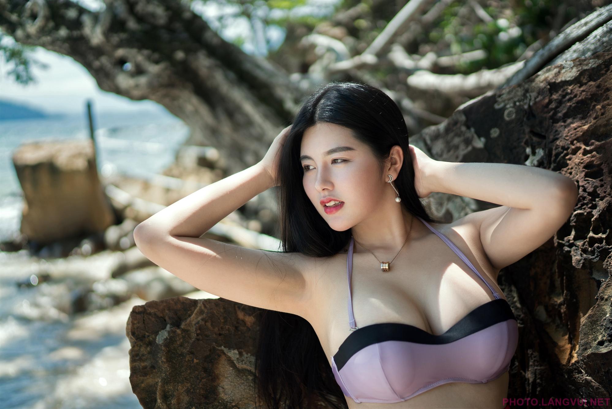 Tuigirl no 077 selena nh girl xinh - Asian girl 4k ...