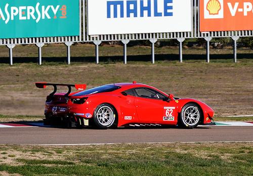 iRacing Ferrari 488 GTE 2